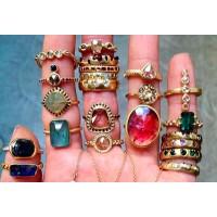 На каком пальце носить кольцо. Для чего надевают кольца на разные пальцы.
